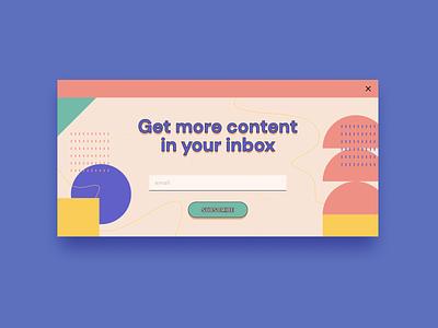 UI Design   Subscribe figma subscribe web design illustration graphic design design ux ui