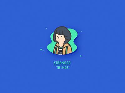 Stranger Things - Mike