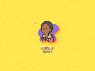 Stranger Things -  Lucas