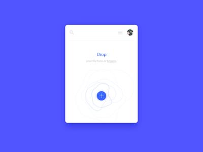 DailyUI#31 - File Upload