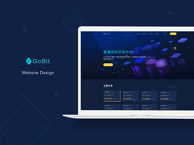 Gobite Website Design branding web design ui design
