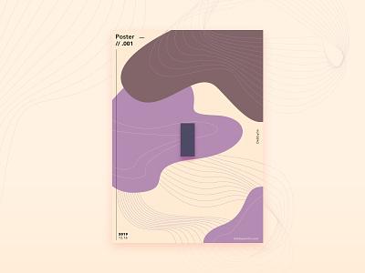 Poster // 001 poster design