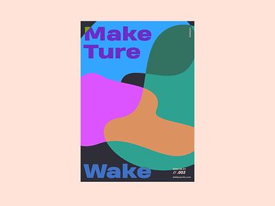 Poster // 002 graphic design creative poster art art poster branding design