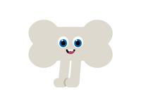 Bone Mascote