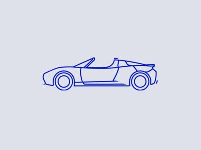 History of Tesla, Inc. Icons