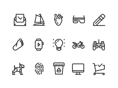 FREE Font Kiko: 900+ icons, UPD every month