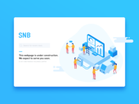 SNB web