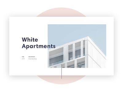 New Portfolio Coming Soon! typo clean white light webdesign website web portfolio