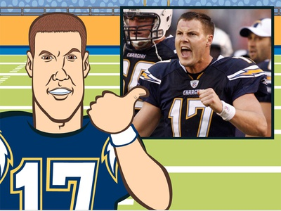 Priceless Trash Talk With Phillip Rivers