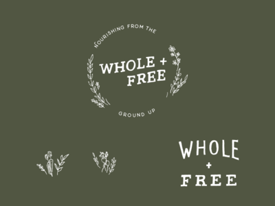 Organic Logo Work