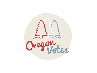 Oregon Votes salem eugene portland oregon usa patriot 2018 midterms voting
