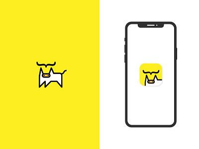 Daily UI 005 - App Icon 005 daily ui daily dailyui icon app cowding