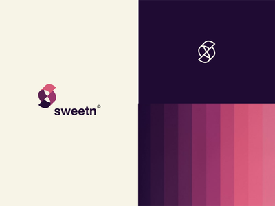 Logo design proposal for an upcoming dating app. dating s sweet logotypes brand aftereffects identity branding logo