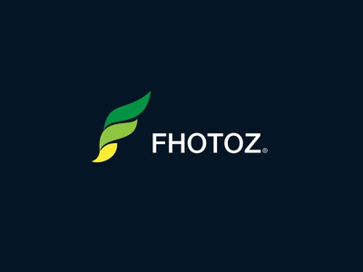 Logo for Fhotoz - a gift shop