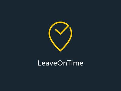 Logo design for commute management app