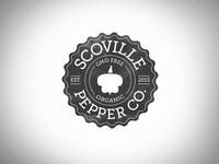 Scoville Pepper Co. Logo