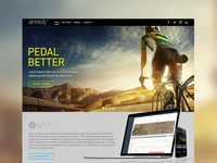 Cycling Website