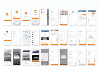 Coupler client ios app