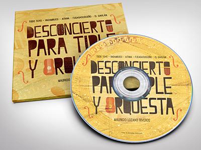 Desconcierto label cd music