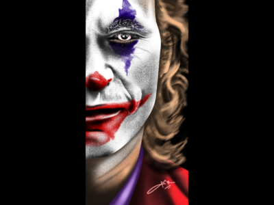 Joker 2019 || Digital Art