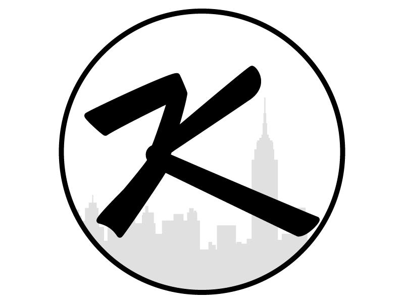 Kl logo dribble logo
