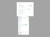 InVisionApp BuildMode Hotspot Menu Concept