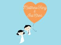 Wedding Invitation Cover