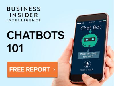 Chatbots 101 Banner Ads