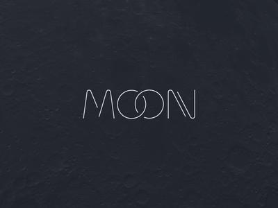 Moon Clever Wordmark / Verbicons