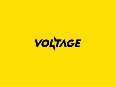 Voltage Clever Logo Wordmark / Verbicons
