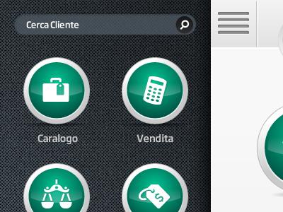 BPM Dashboard ui texture menu ios ipad interface ux bank news switch milan italy dashboard