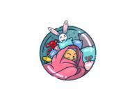 Little kitty sleep ✨