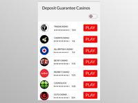 Thepogg Mobile Casino Bonus Listings