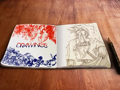 Fanart Hyakkimaru design art lapis desenhando desenhar drawings mangaart manga anime animeart fanart photoshop illustrator design art illustrator art illustration