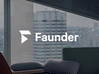 Faunder Logo No.04