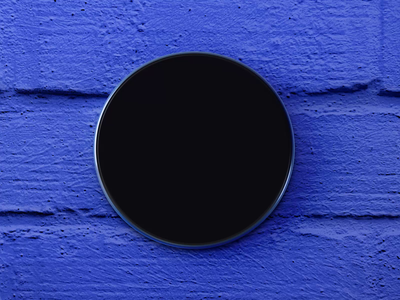 Faunder Logo Device julian hrankov germany smart home blue f device animation identity brand logo faunder