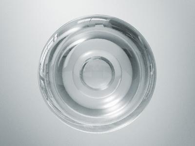 Balls of glass