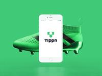 tippn Logo Development