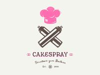Cakespray Logo