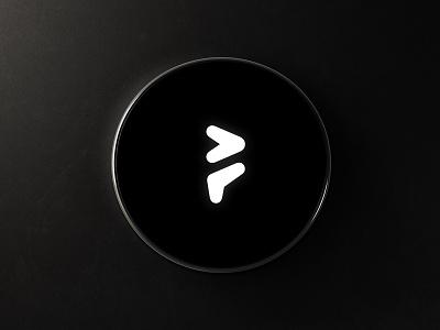 Faunder No.01 germany 3d branding logodesign logo f device hme smart home energy faunder