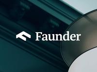 Faunder Logo No.03