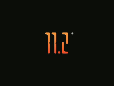 Symbol for 11.2 Capital®, a venture firm.