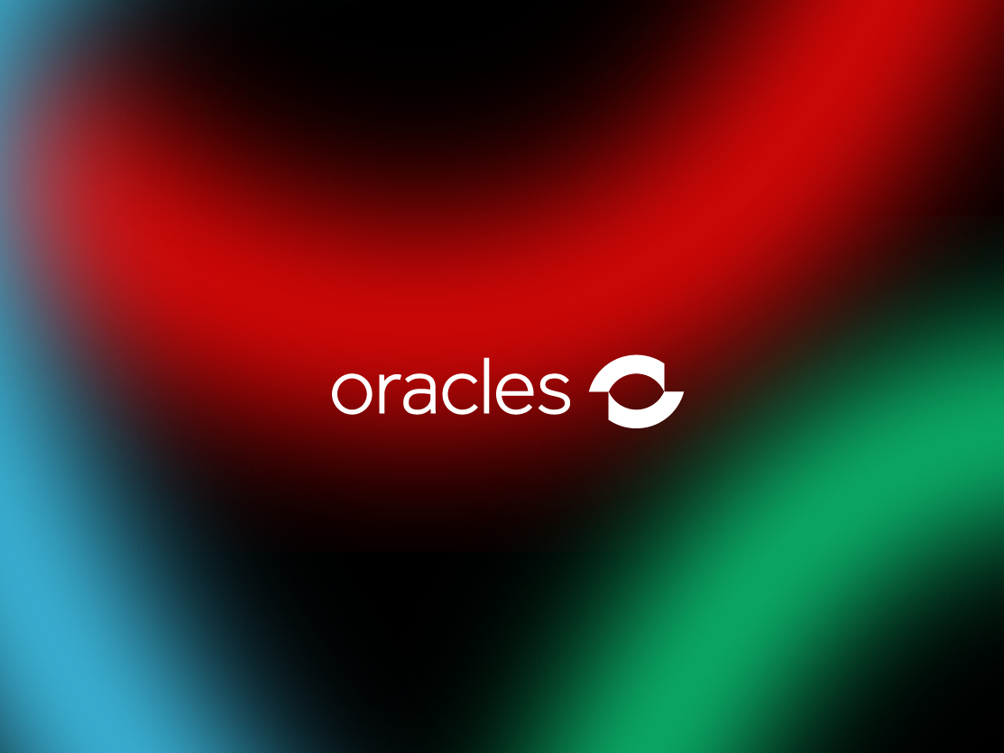 Oracles, an eSport company eye esports startup logotype geometric minimal symbol latam mexico wip mark logo