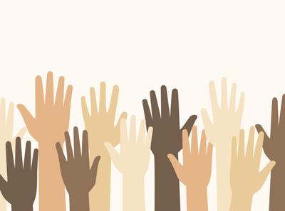 Raise your hands