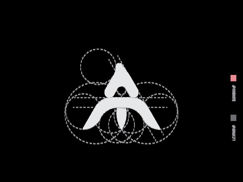 Astius - Logo Concept minimal illustrator branding design clean illustration logo logodesign first shot hellodribbble hello dribbble branding concept branding and identity branding agency branding