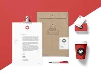 Reveillu - Stationery Design