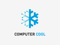 Computer Cool Logo