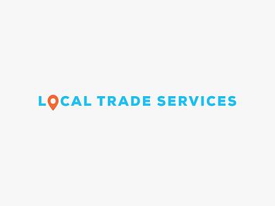 Local Trade Services logo pin