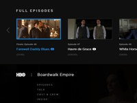 HBO.com Visual Update