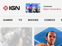 IGN.com Reimagined